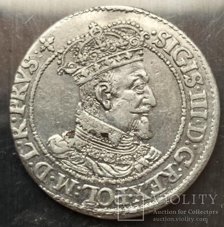 Гданский Орт 1618 год