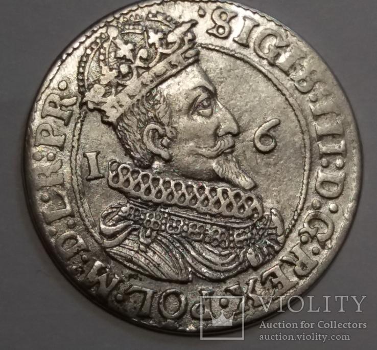 Орт 1624 год