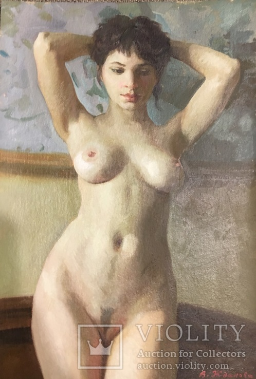 «Таинственная» Виктория Жданова