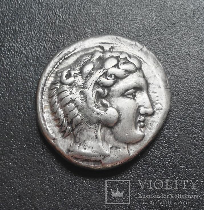 Тетрадрахма Пелла Македония