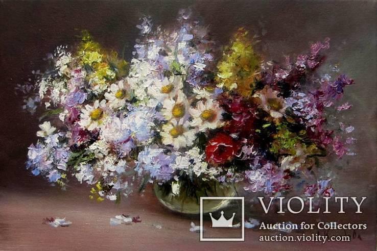 ''Полевые цветы
