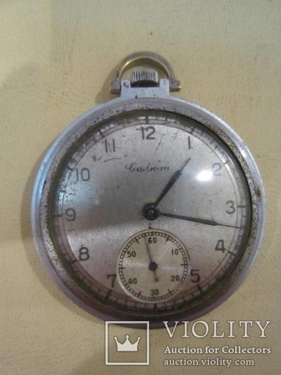 Часы Салют 1-48г.