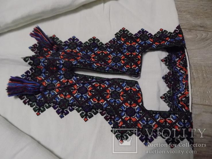 Жіноча полотняна сорочка Ст.Кути в чудовому стані, фото №5