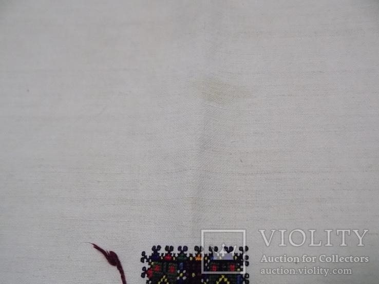 Жіноча полотняна сорочка с.Черганівка, фото №6