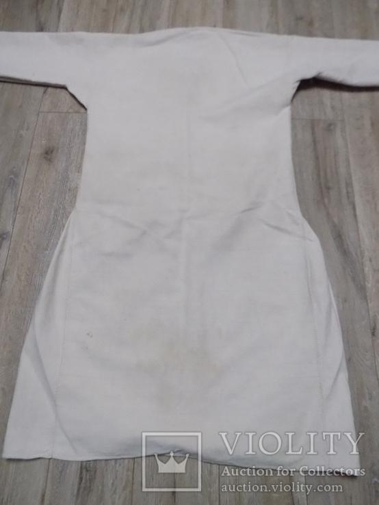 Жіноча полотняна сорочка с.Черганівка, фото №9