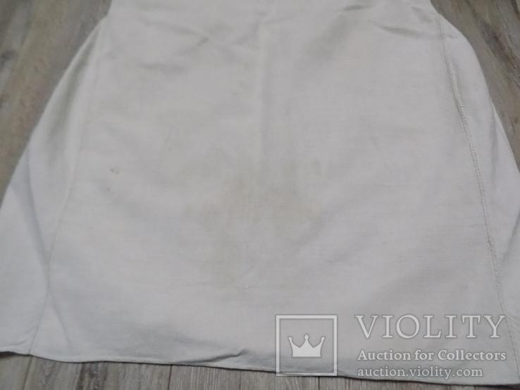 Жіноча полотняна сорочка с.Черганівка, фото №10
