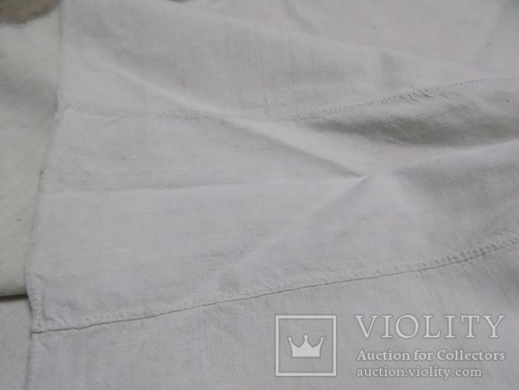 Жіноча полотняна сорочка с.Черганівка, фото №11