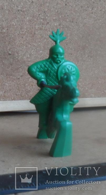 Монгольский всадник МКИ