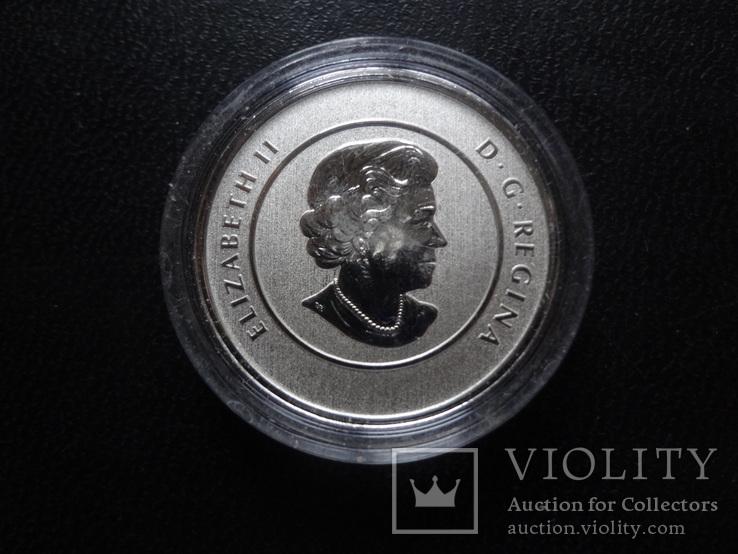 20 долларов 2013  Канада серебро 999    (О.14.6)~, фото №4