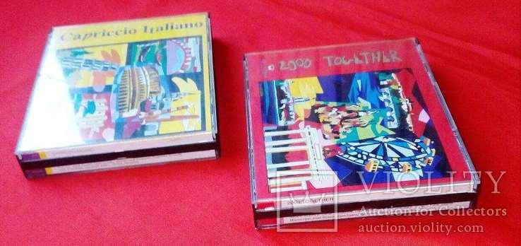 Подарочные наборы классической музыки в виде двух наборов из двух компакт дисков, фото №9