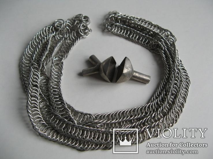 Серебряная цепь шляхтича. 16 - 17 вв.