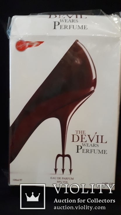 The Devil wears Perfume .100 ml., фото №4
