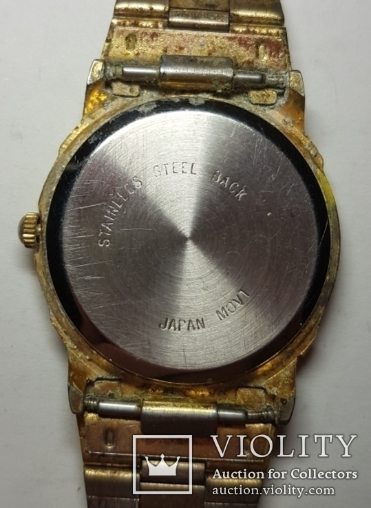 Часы JB MORRIS Japan movt, фото №6