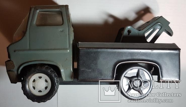 Авто-кран СССР, фото №3
