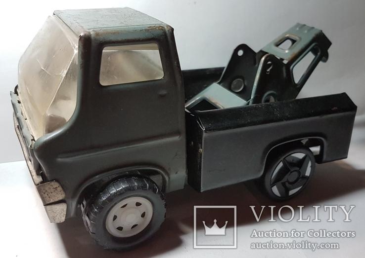 Авто-кран СССР, фото №7