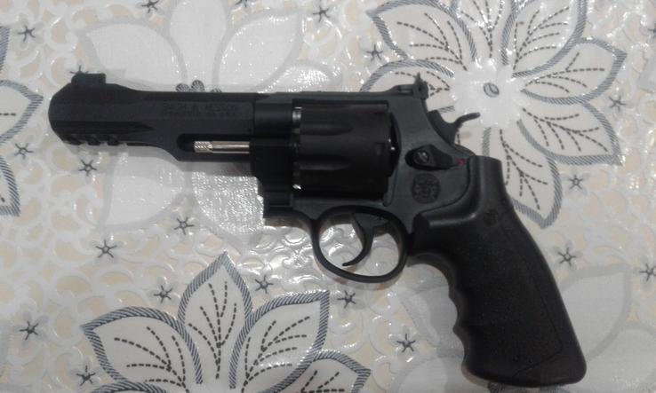 Пневматический пистолет, фото №3