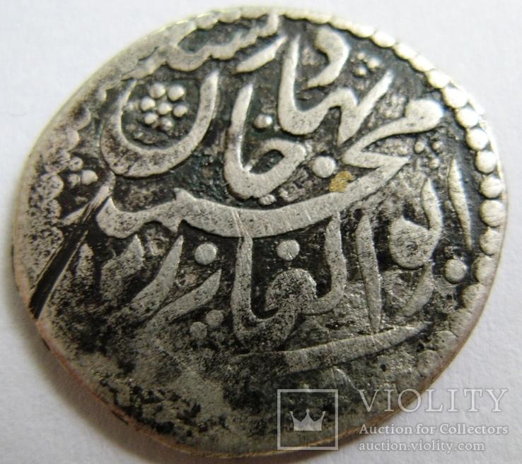 Бухара, серебряная таньга Mir Ma'sum, AH 1200