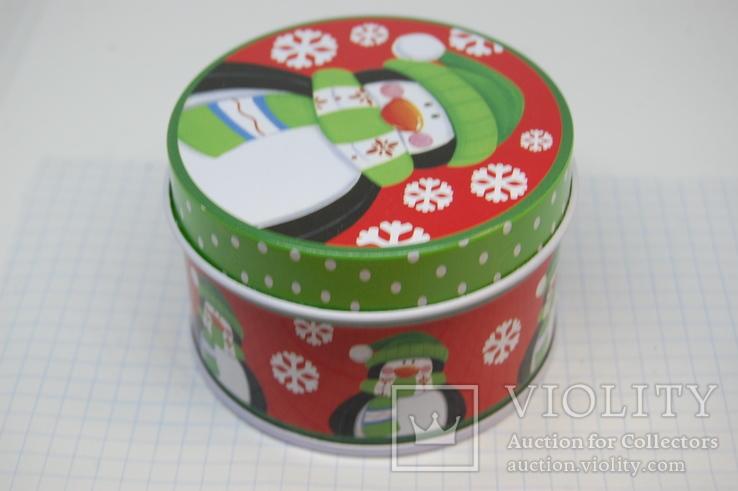 Шкатулочка или подарочная коробочка Новый год. Новая, фото №3