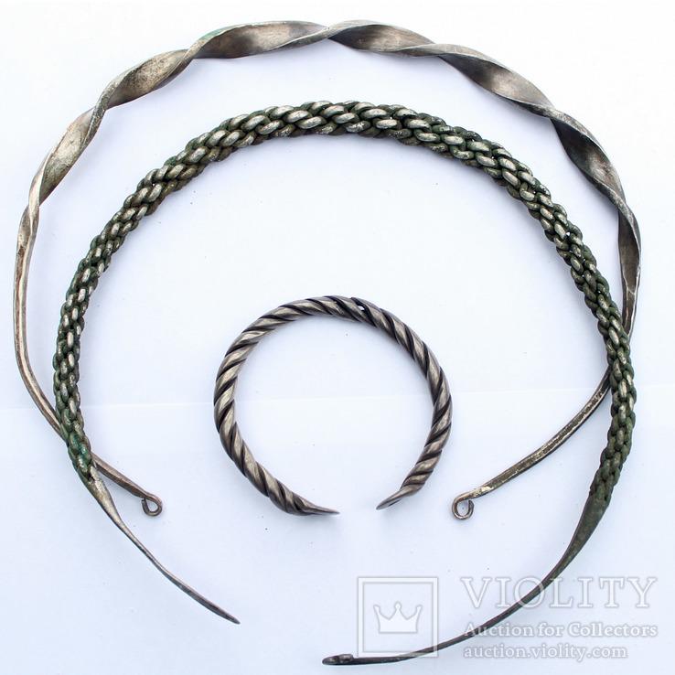 Серебрянные украшения КР
