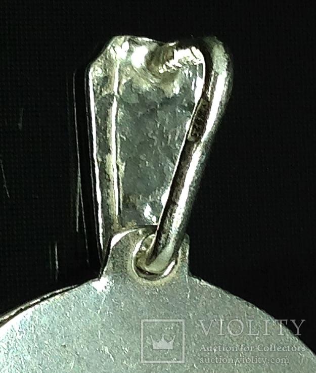 Кулон-ладанка, позолота, фото №6
