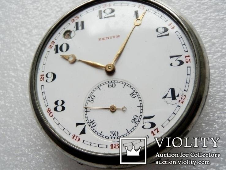 Часы карманные, Зенит, фото №3