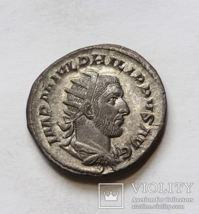 Philip I Arab антониниан RIC 38