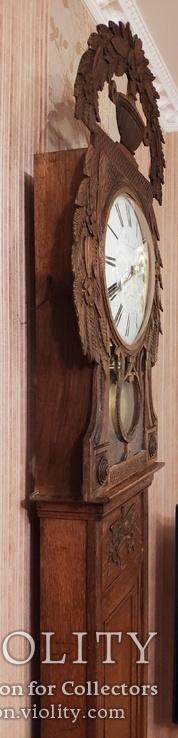 Напольные часы, Франция, фото №4