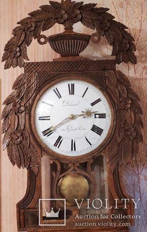 Напольные часы, Франция, фото №5
