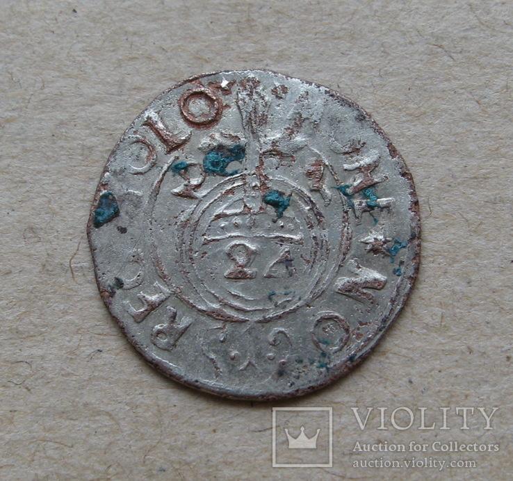 10. 1/24 талера 1623 года ( фальшак из эпохи ).