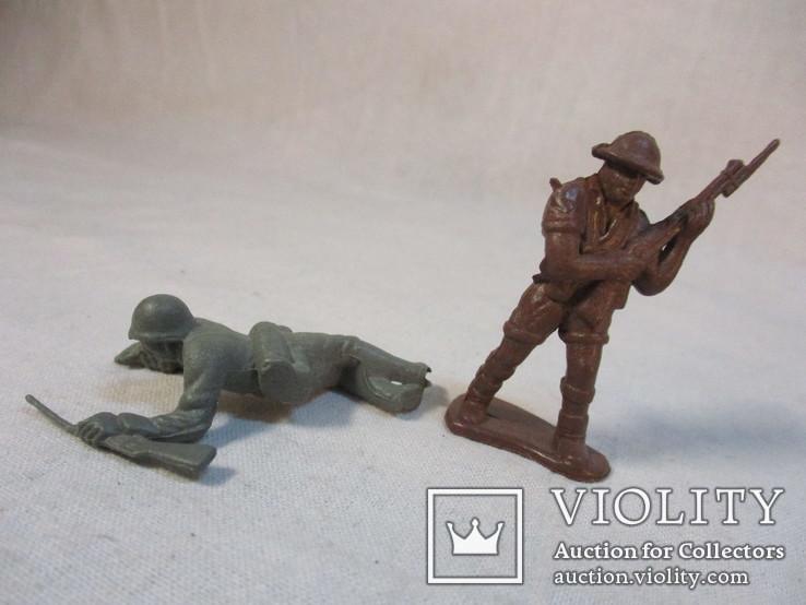 Солдатики и фигурки разные 20 шт, фото №9