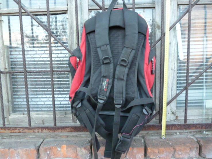 Рюкзак S*A*M Дорожня сумка з Німеччини, фото №8