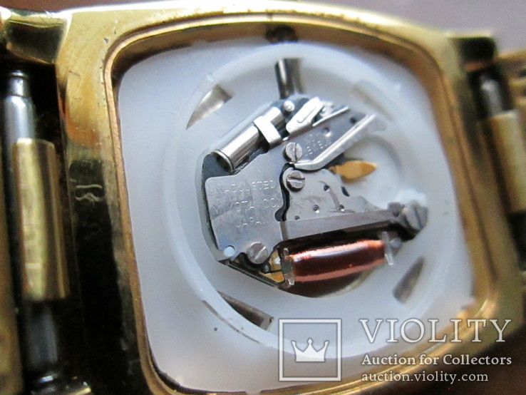 часы Q&Q Superior механизм Miyota, фото №3