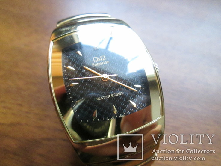 часы Q&Q Superior механизм Miyota, фото №8