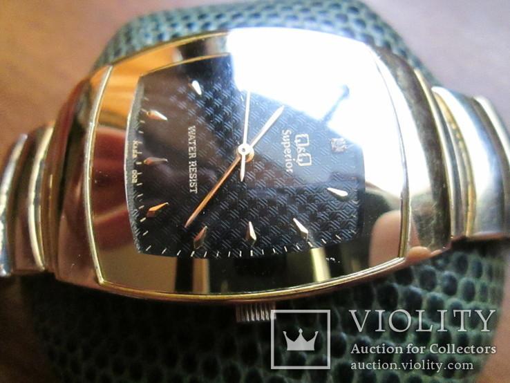 часы Q&Q Superior механизм Miyota, фото №11