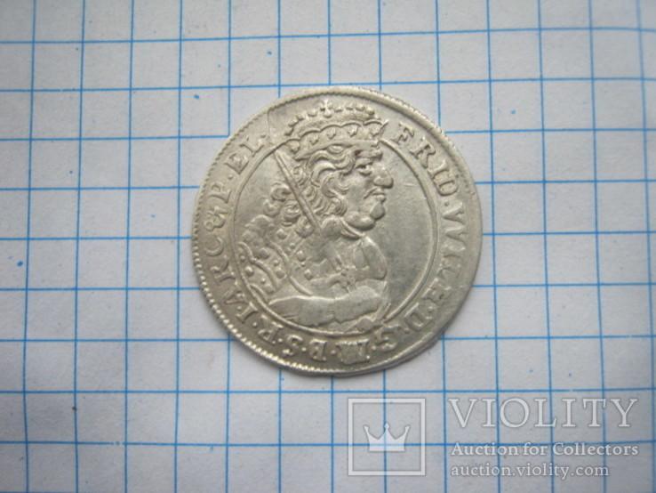 Орт 1685 фрідрих .