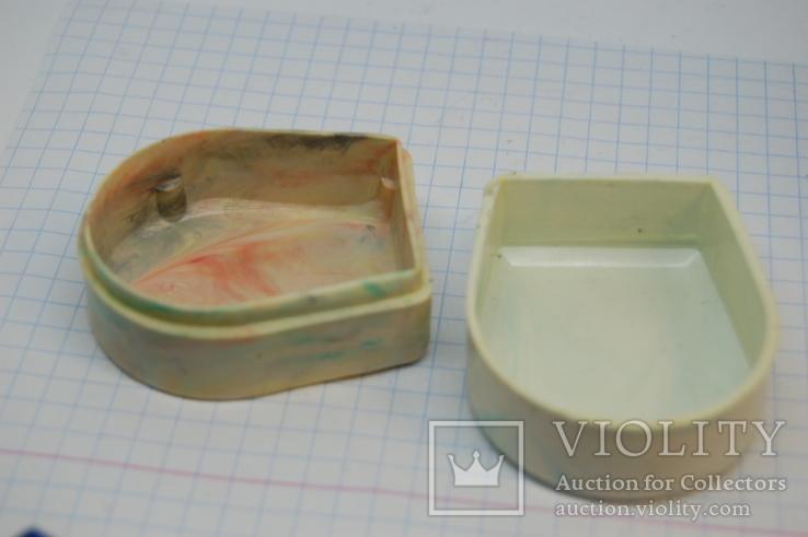 Коробочка для Украшений. Пластмасса, фото №8