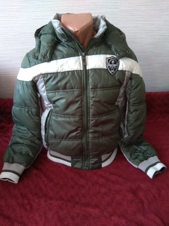 Куртка WPM подростковая