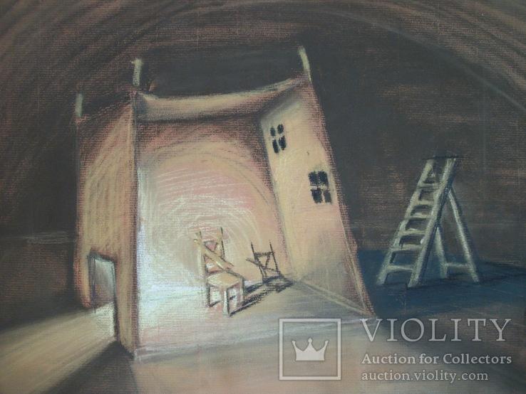 Иллюстрация Достоевский. Преступление и наказание.