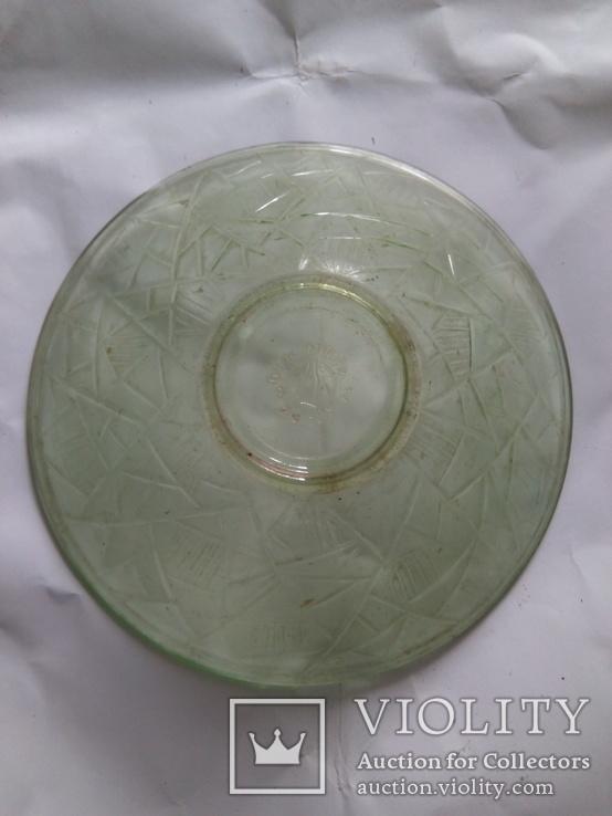 Фруктовница стекло, фото №3