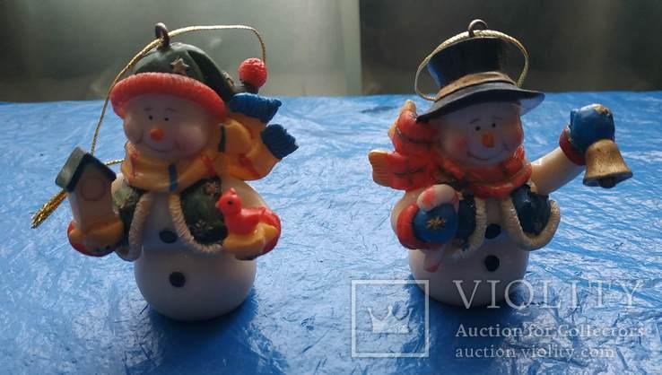 Снеговики из Германии, фото №2