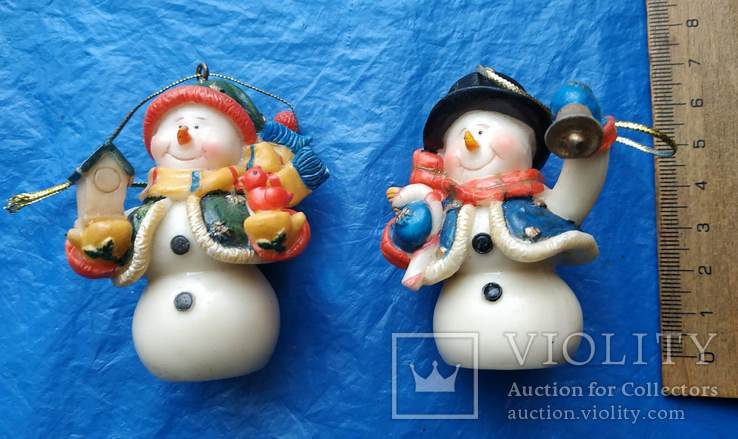Снеговики из Германии, фото №3