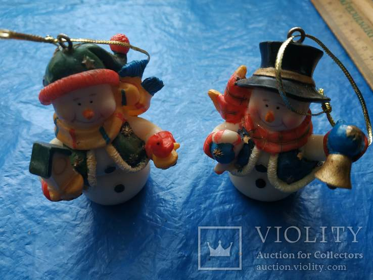 Снеговики из Германии, фото №5