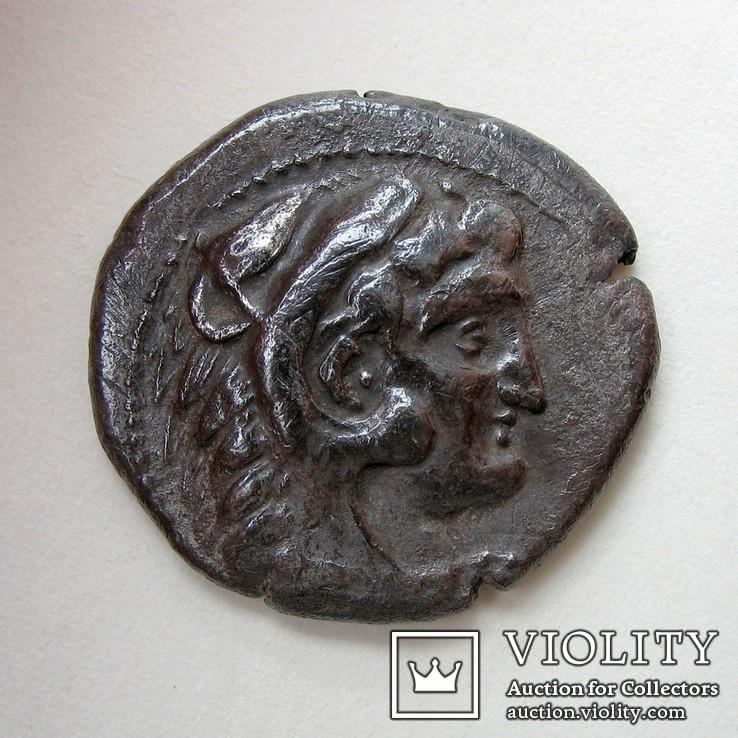 Восточное подражание тетрадрахме Александра