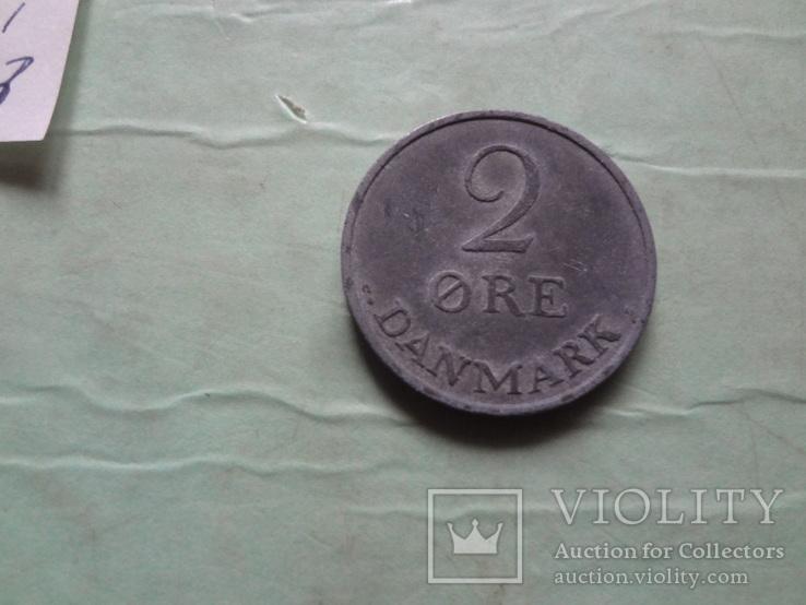 2 эре 1969  Дания    (2.1.33)~, фото №3