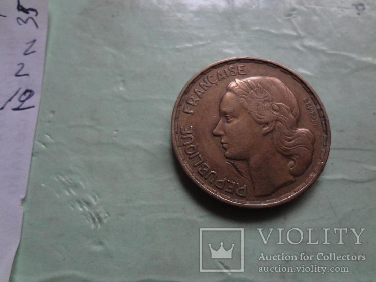 50 франков 1951  Франция    (2.2.12)~, фото №3