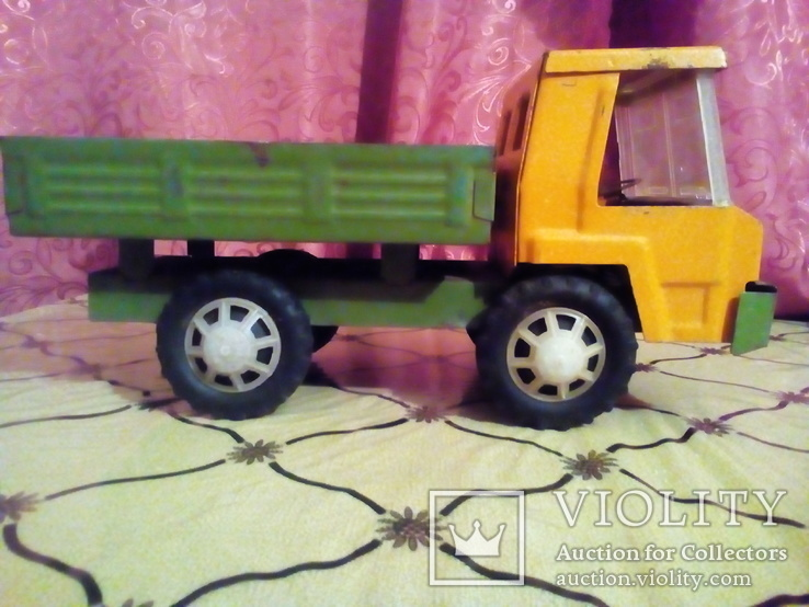 Камаз игрушка СССР., фото №3
