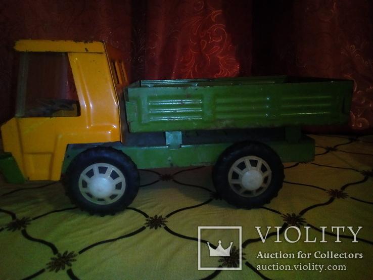Камаз игрушка СССР., фото №5