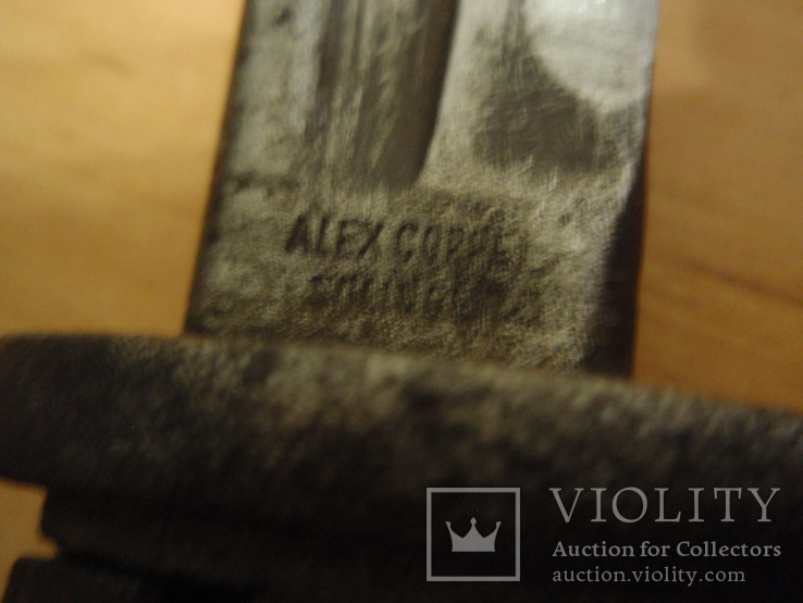 Нож из немецкого штыка, фото №4