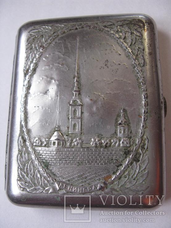 Портсигар Ленинград, фото №2