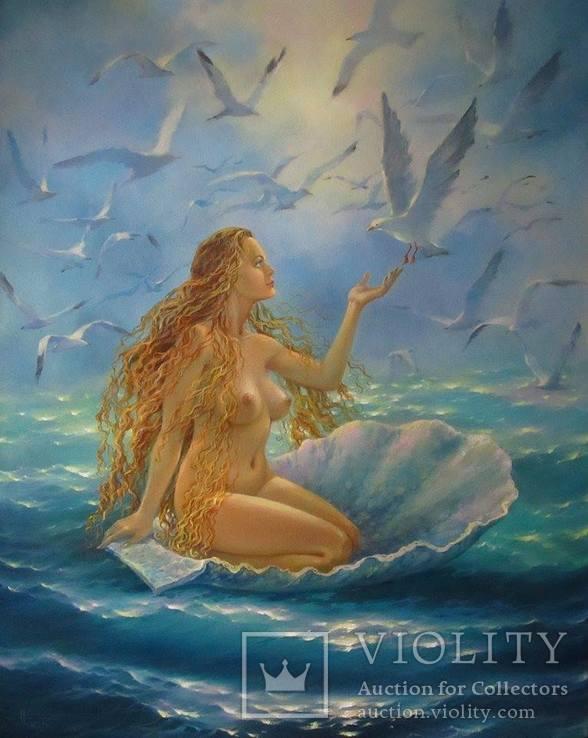 Морская Афродита